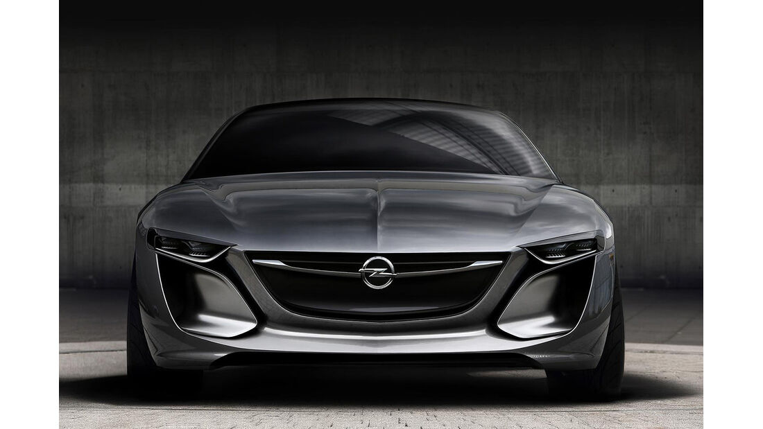 Opel Monza Concept IAA 2013