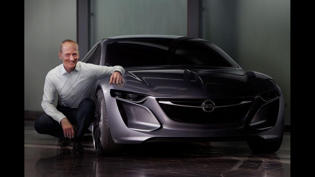 Opel Monza Concept IAA 2013 Sperrfrist 8.7.2013 08.00 Uhr