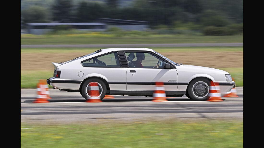Opel Monza GSE, Exterieur