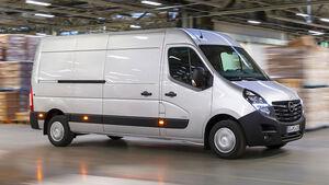 Opel Movano 2019