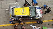 Opel OPC Cup, Boxenstopp