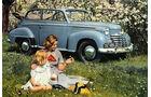 Opel Olympia Cabriolet 1950-53