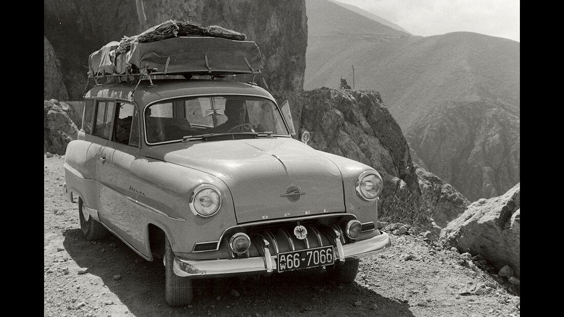 Opel Olympia Rekord Caravan 1954