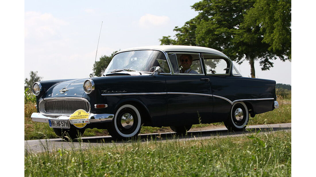 Opel Olympia Rekord P1 1700