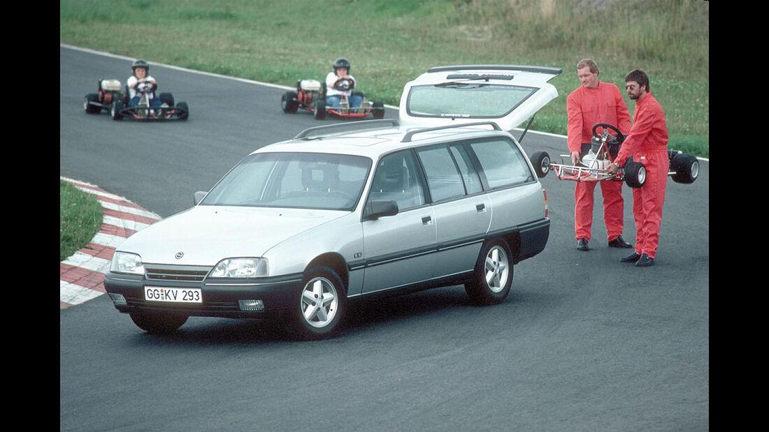 Opel Omega A, CD, 1986-1994