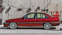 Opel Omega A, Seitenansicht