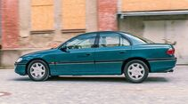 Opel Omega B 2.0 Seite