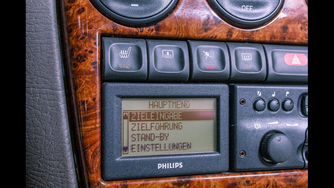 Opel Omega B Mv6, Bedienelemente