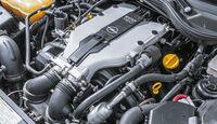 Opel Omega B Mv6, Motor