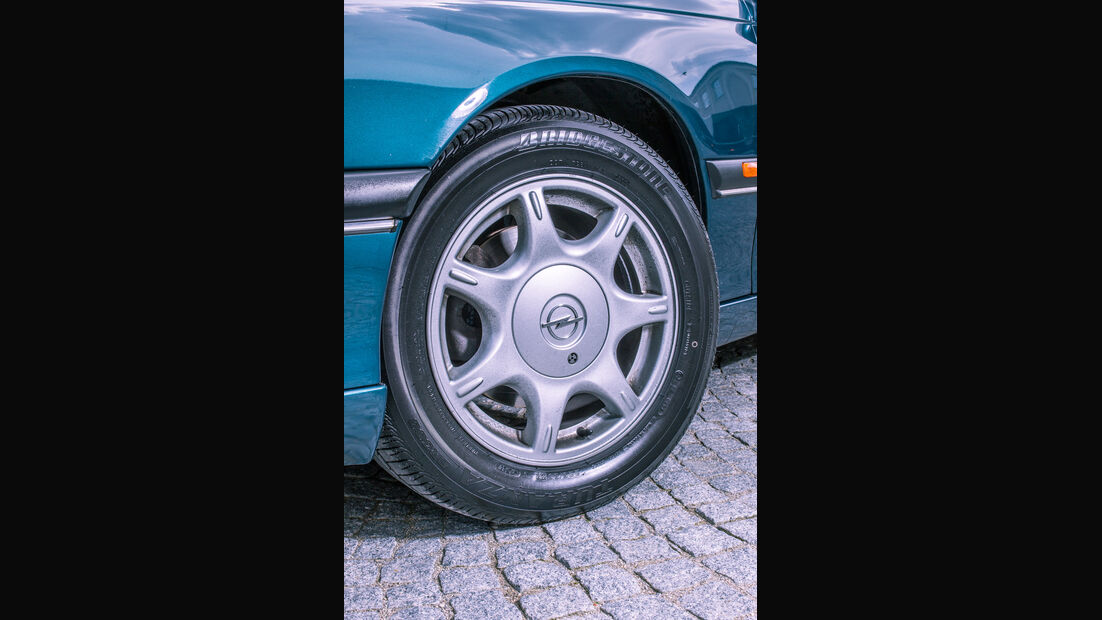 Opel Omega B Mv6, Rad, Felge