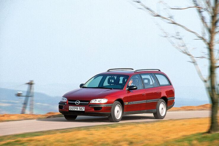 Opel Omega Caravan,