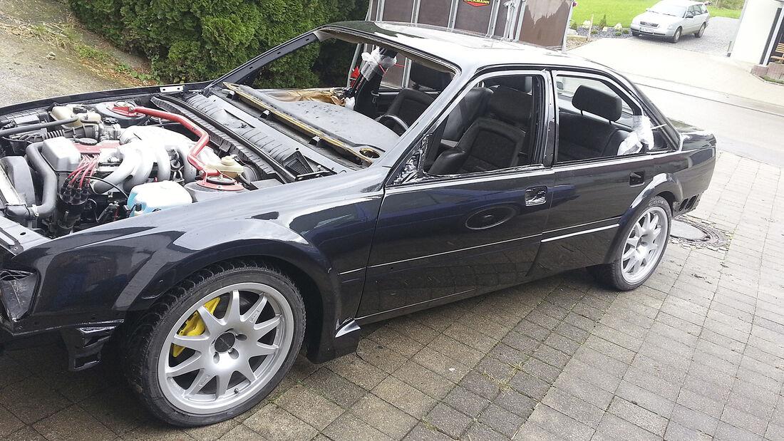 Opel Omega Evolution 500, Exterieur