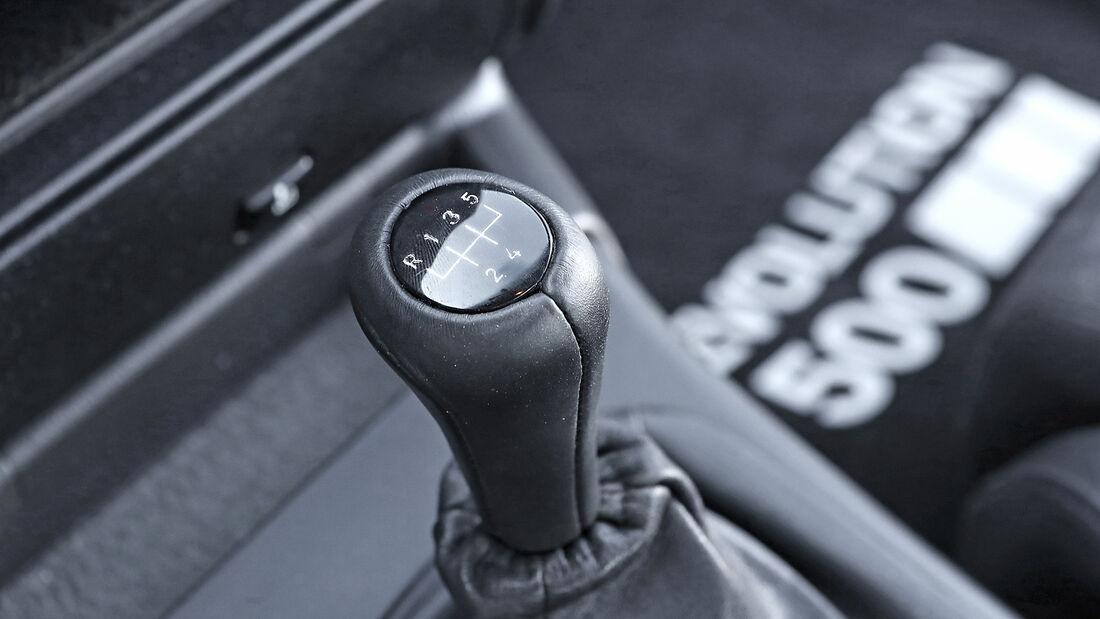 Opel Omega Evolution 500, Interieur
