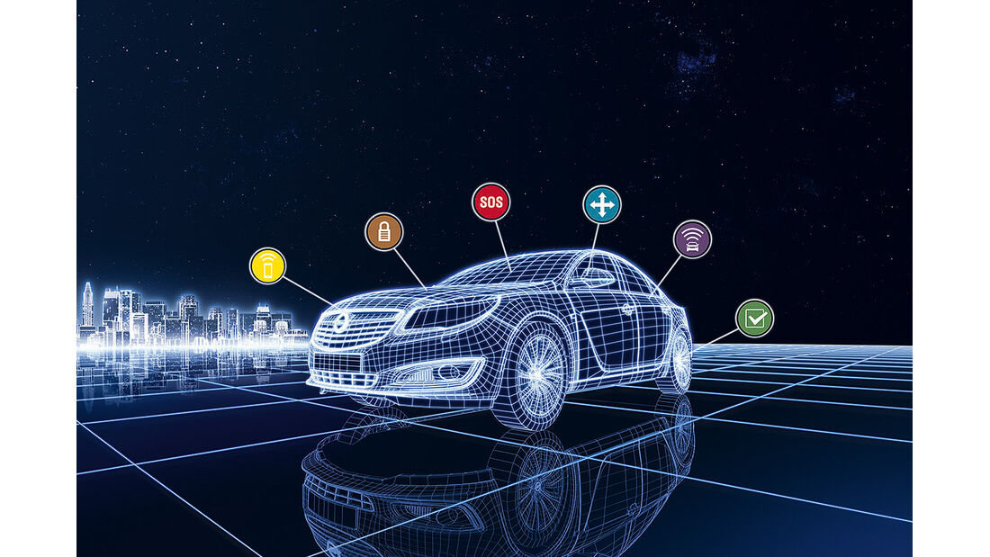 Opel On-Star