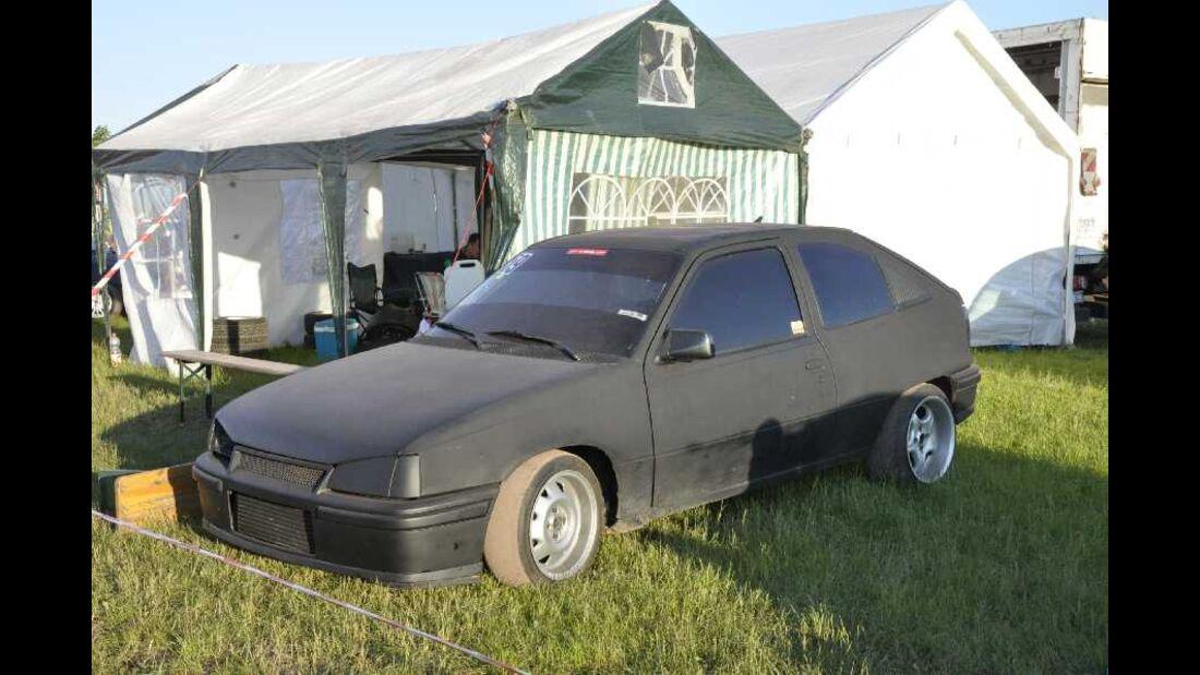 Opel Pick-Up Umbau
