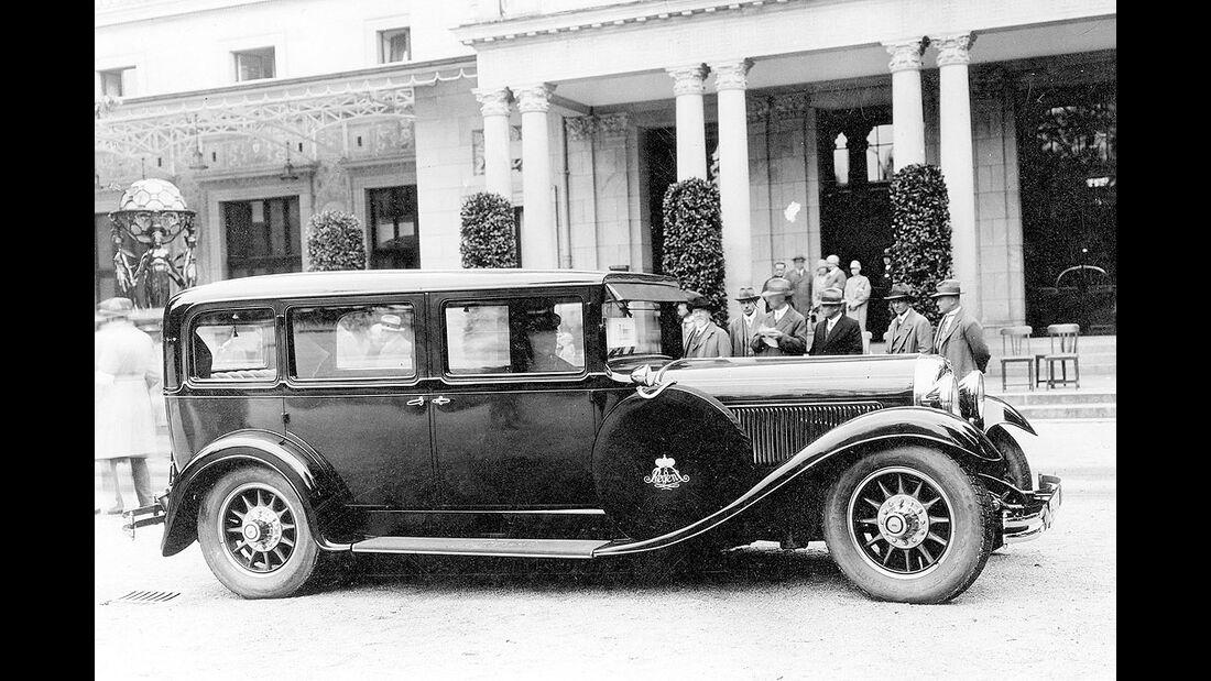 Opel Pullmann-Luxus-Limousine Regent, 1928