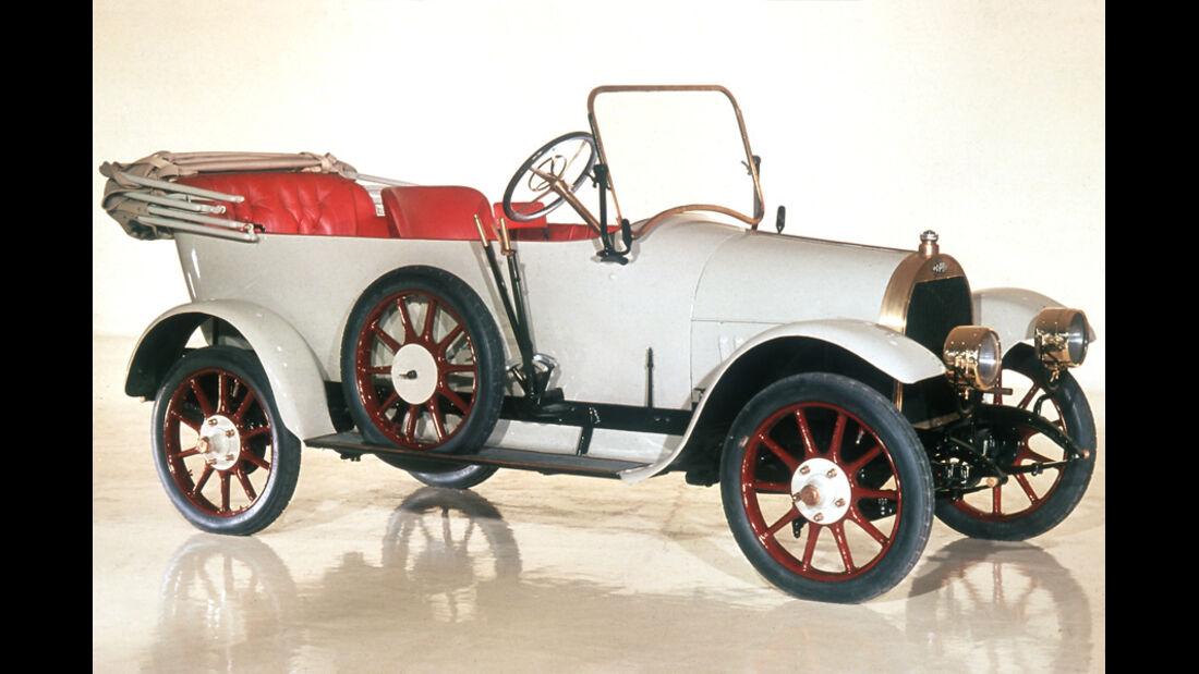 Opel Puppchen, 1914
