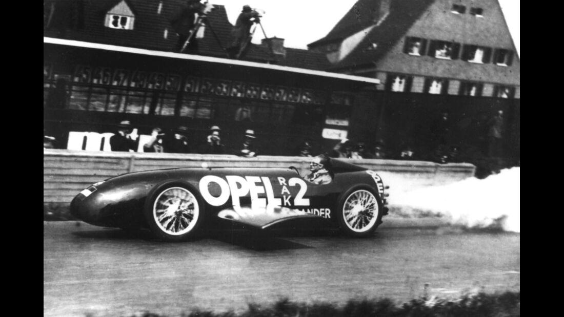 Opel Rak 2, 1928