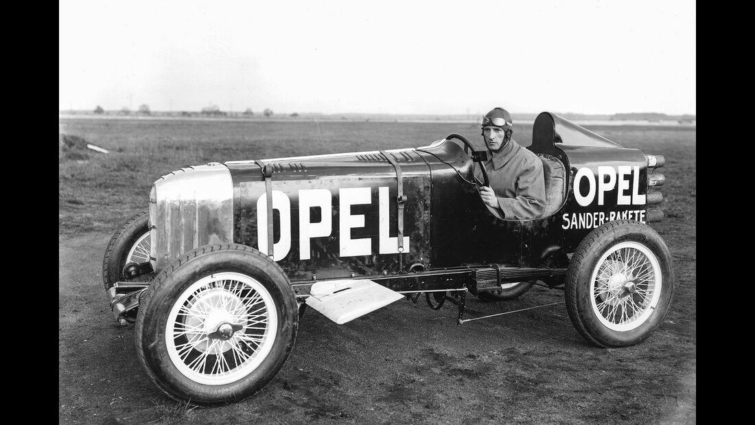 Opel Raketenauto, Opel RAK 2