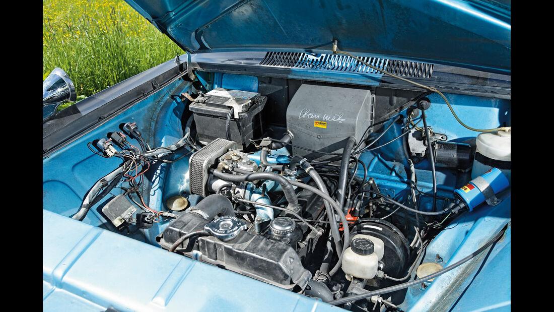 Opel Rallye Kadett 1100 SR, Motor
