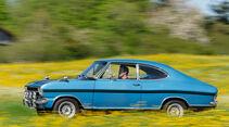 Opel Rallye Kadett 1100 SR, Seitenansicht