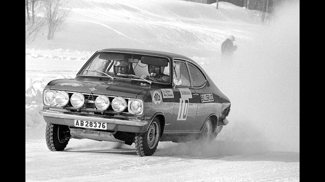 Opel Rallye Kadett