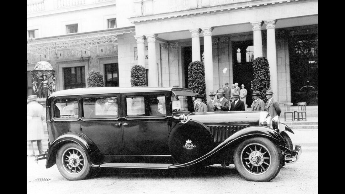 Opel Regent, 1928