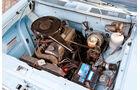 Opel Rekord 1900 L, Motor