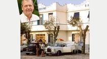 Opel Rekord A, Alf Cremers