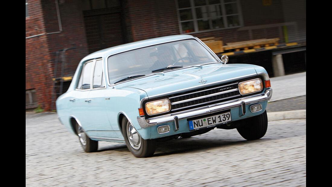 Opel Rekord C , Frontansicht