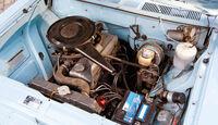 Opel Rekord C, Motor