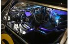 Opel Rekord C, Schwarze Witwe, Cockpit, Interieur