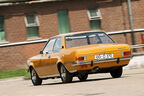 Opel Rekord, Heckansicht