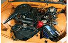 Opel Rekord, Motor