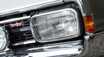 Opel Rekord Sprint, Frontscheinwerfer