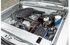 Opel Rekord Sprint, Motor