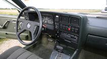 Opel Senator 2.5 E, Cockpit