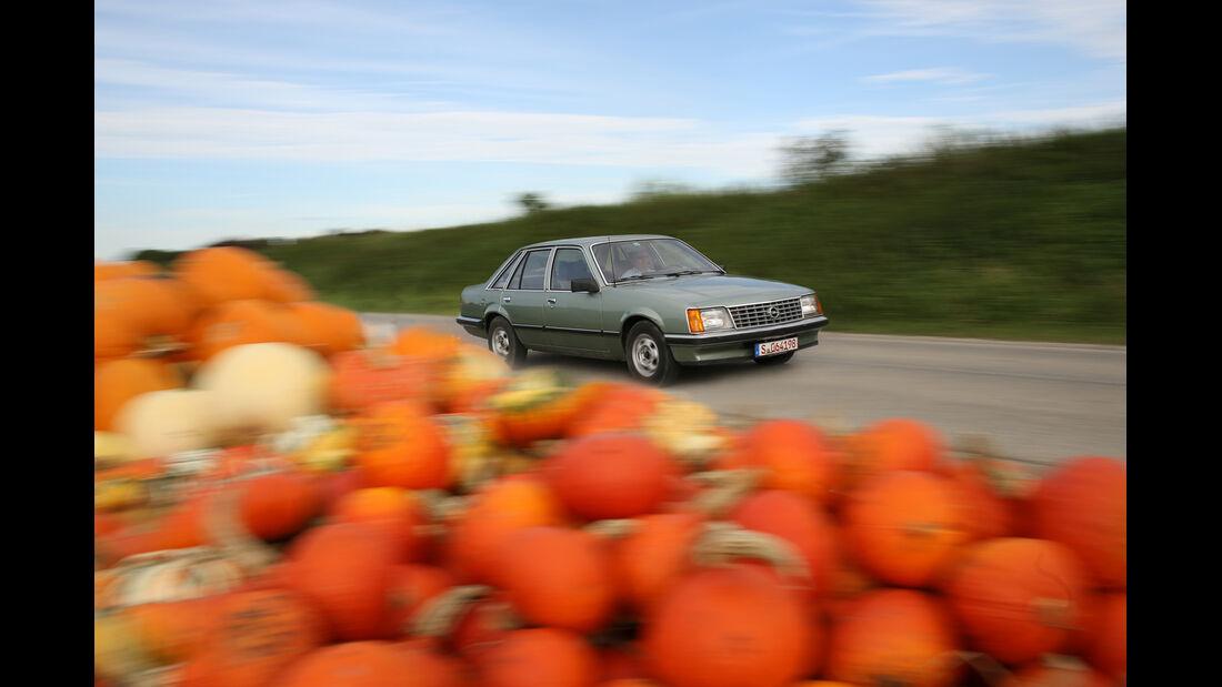 Opel Senator 2.5 E, Frontansicht