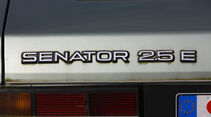 Opel Senator 2.5 E, Typenbezeichnung