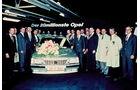 Opel Senator 20-millionster Opel