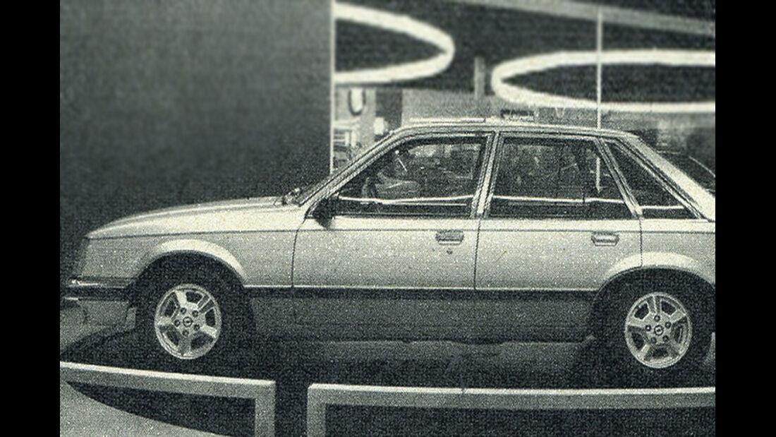 Opel, Senator, IAA 1977