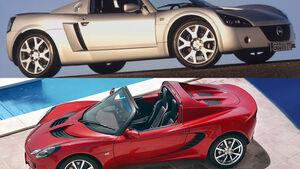 Opel Speedster/Lotus Elise