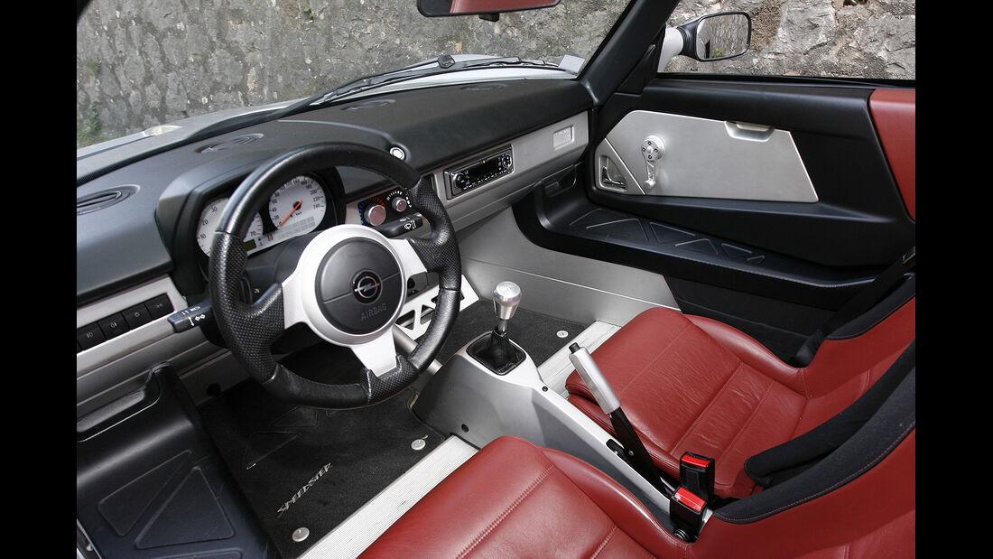 Opel Speedster Turbo 2003-05