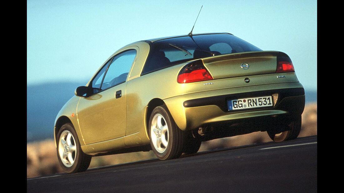 Opel Tigra, 1994-2000