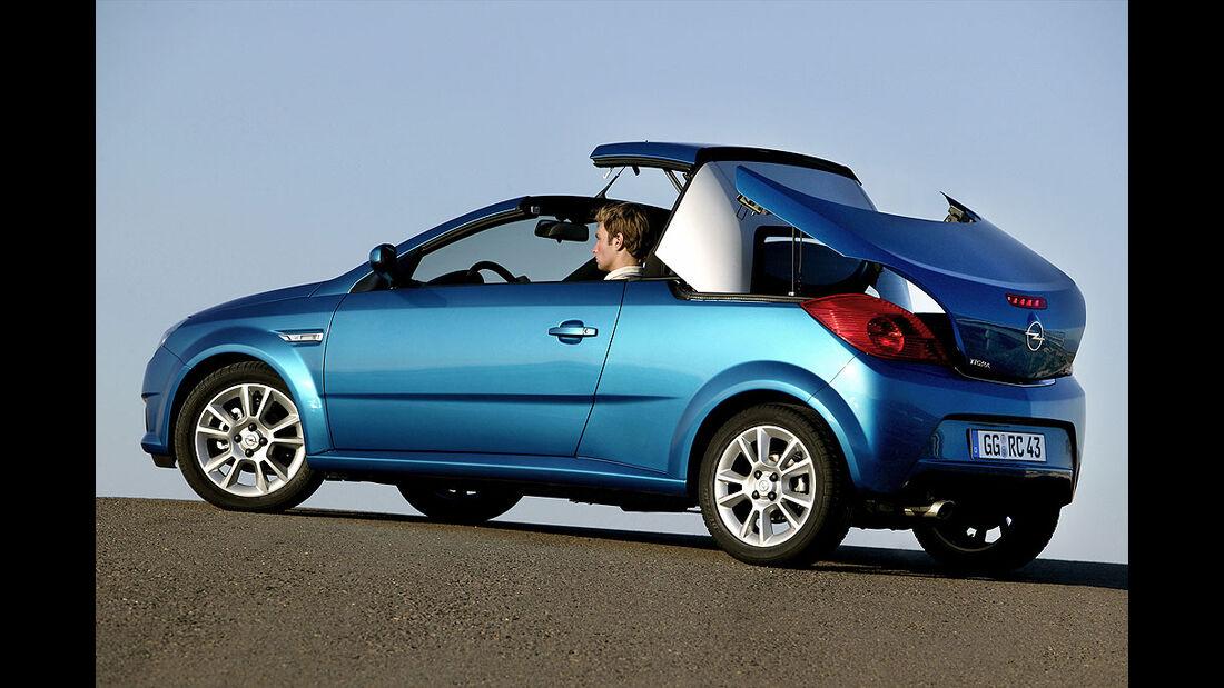 Opel Tigra TwinTop, 2004