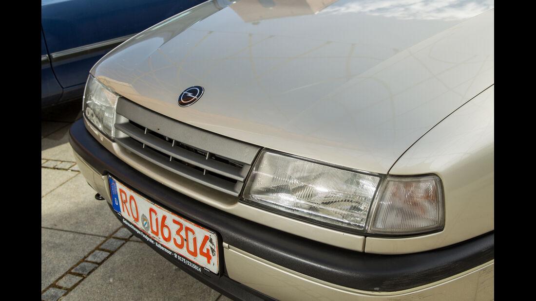 Opel Vectra 2.0i, Scheinwerfer
