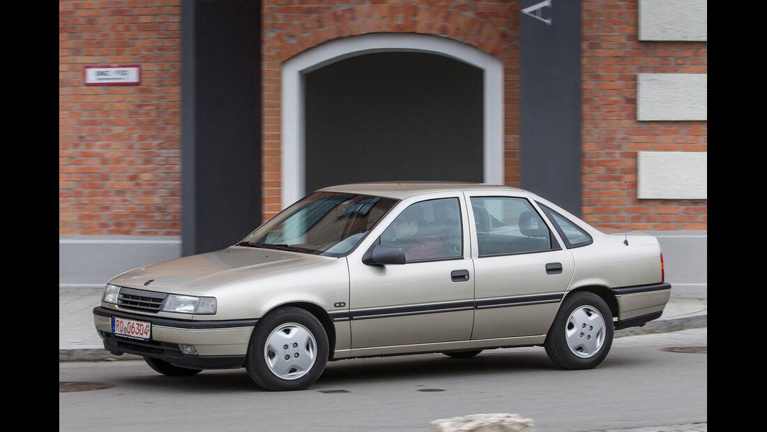 Opel Vectra 2.0i, Seitenansicht