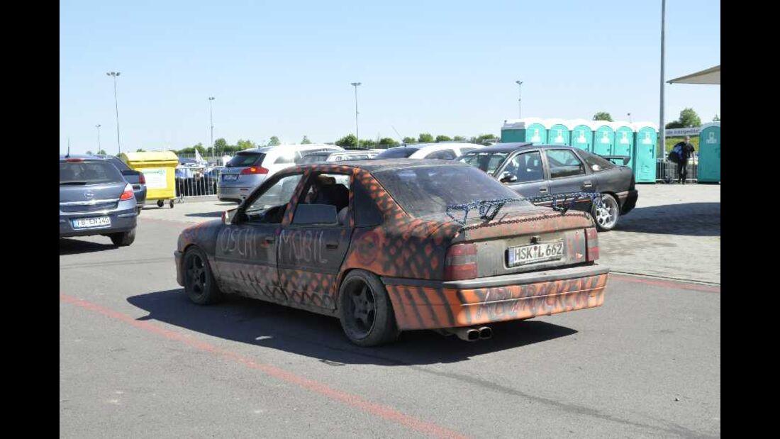 Opel Vectra B Fun-Car