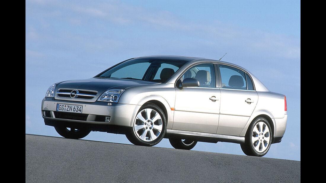 Opel, Vectra C, 2002