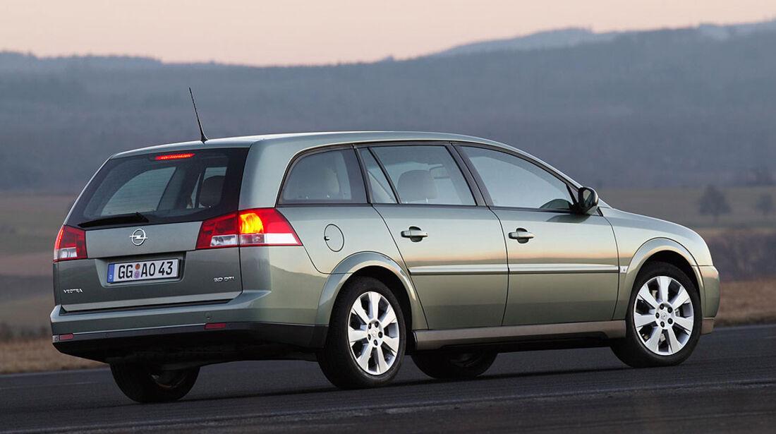 Opel Vectra C Caravan, 2003
